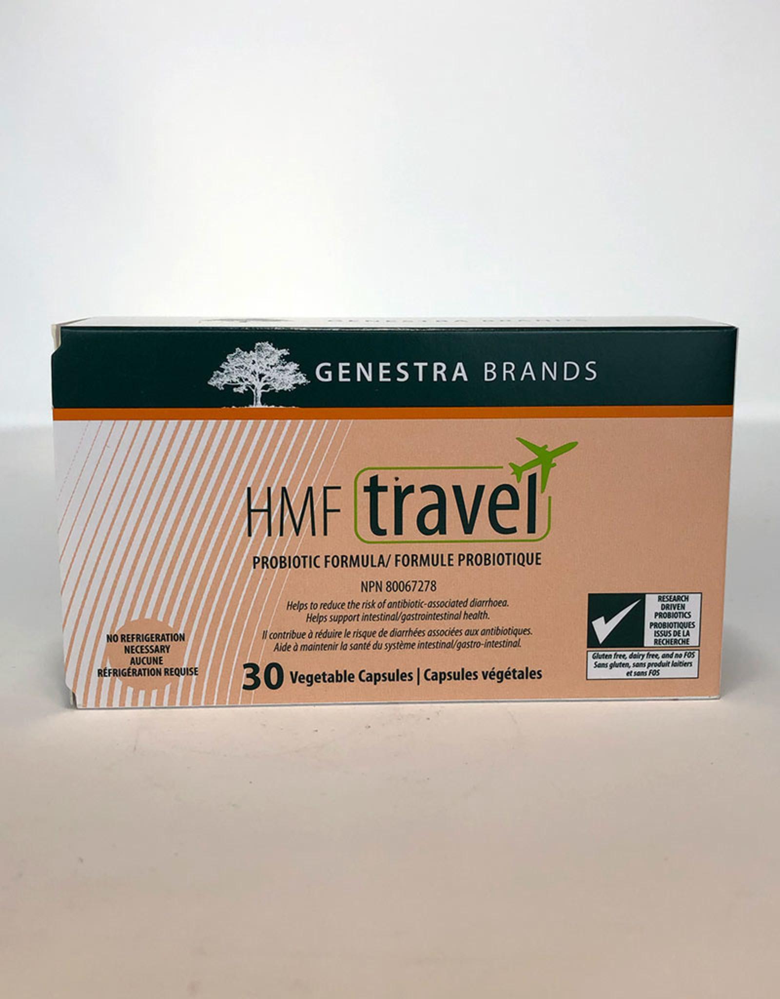 Genestra Brands Genestra - HMF Travel (30caps)