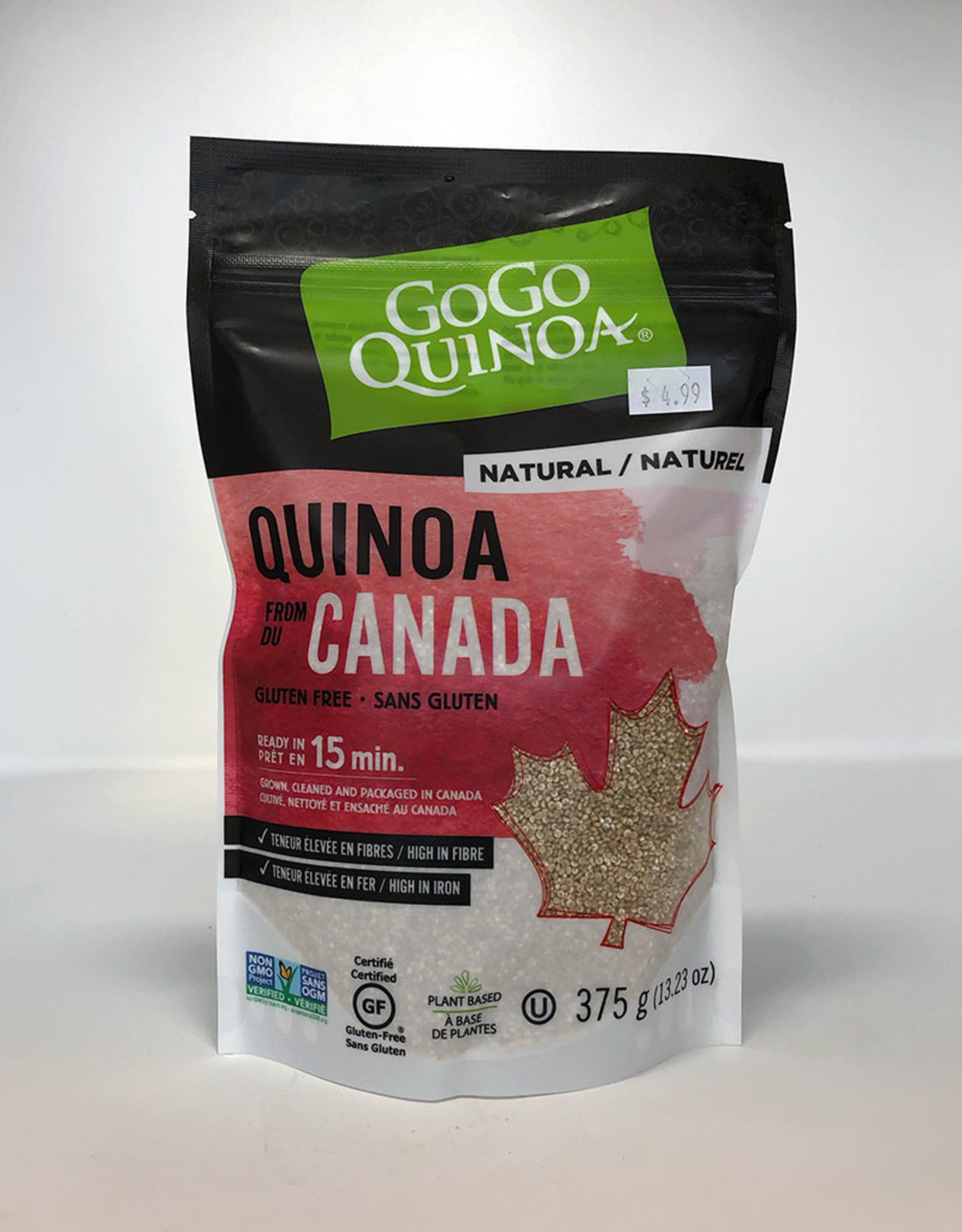 GoGo Quinoa GoGo Quinoa - Natural (375g)