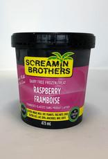 Screamin Brothers Screamin Brothers - Ice Cream, Raspberry (473ml)
