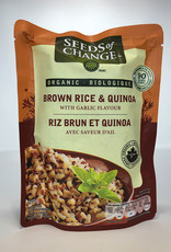 Seeds of Change Seeds of Change - Org. Rice Mix, Brown Rice & Quinoa with Garlic Flavour