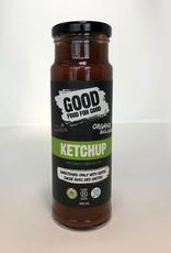 Good Food For Good Good Food For Good - Organic Ketchup, Regular