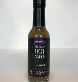 Simply For Life SFL - Hot Sauce, Jalapeno