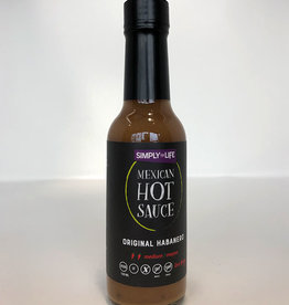 Simply For Life SFL - Hot Sauce, Original Habanero