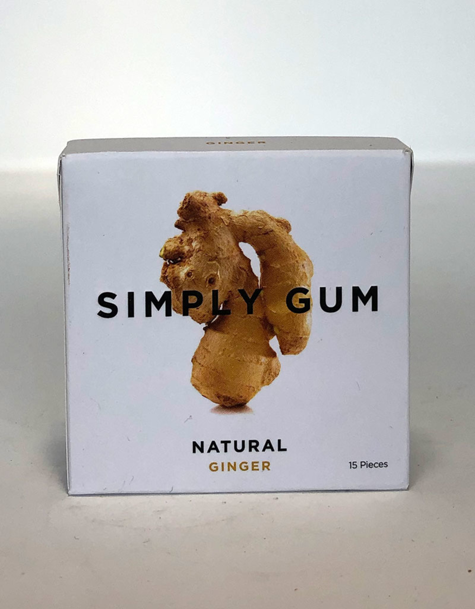 Simply Gum Simply Gum - Ginger