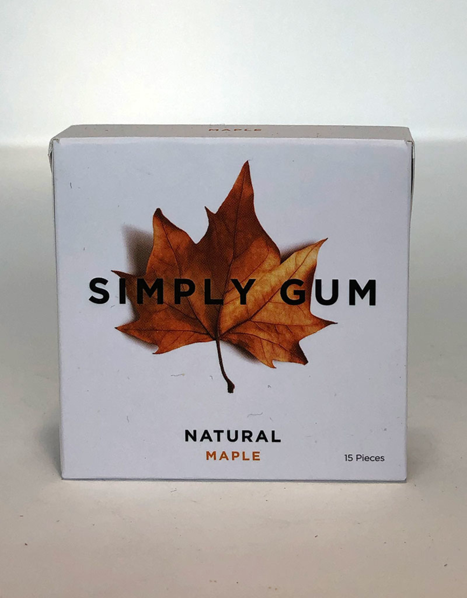 Simply Gum Simply Gum - Maple