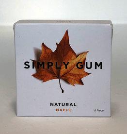 Simply Gum Simply Gum - Maple