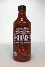 Simply Natural Simply Natural - Organic Sriracha, Red