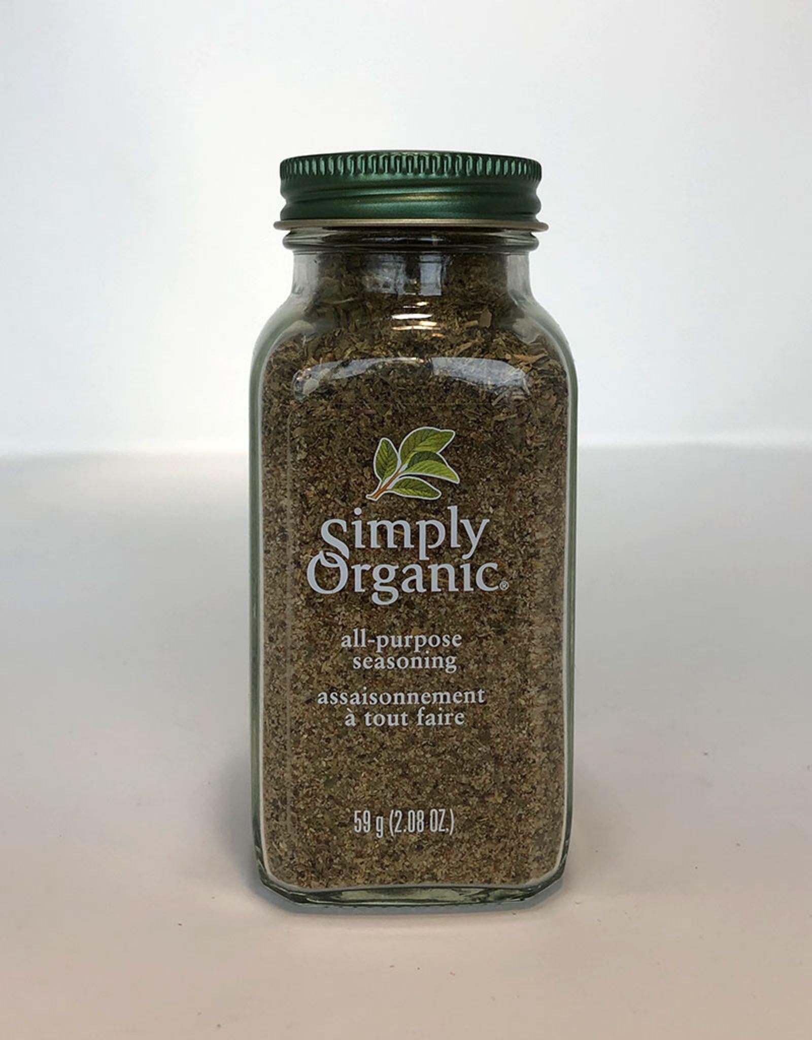 Simply Organic Simply Organic - All Purpose Seasoning (59g)