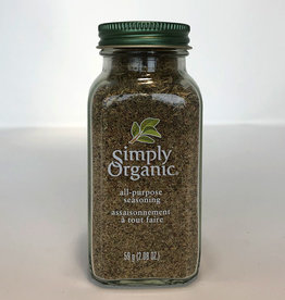 Simply Organic Simply Organic - All Purpose Seasoning (59g)