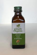 Simply Organic Simply Organic - Almond Extract (118ml)