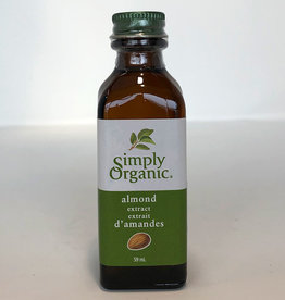 Simply Organic Simply Organic - Almond Extract (118ml)