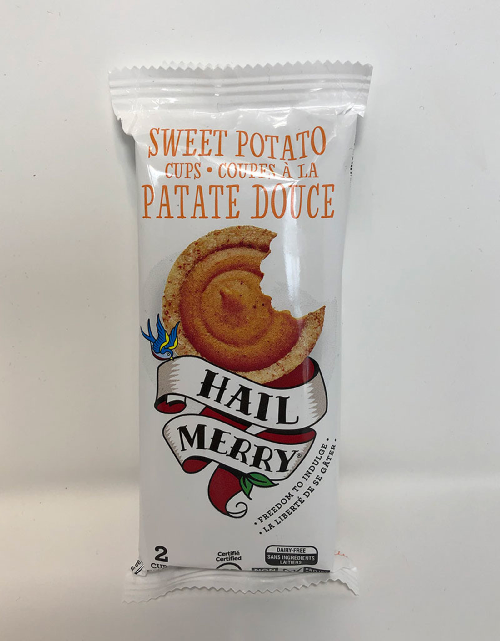Hail Merry Hail Merry - Cups, Sweet Potato 2ct (44g)