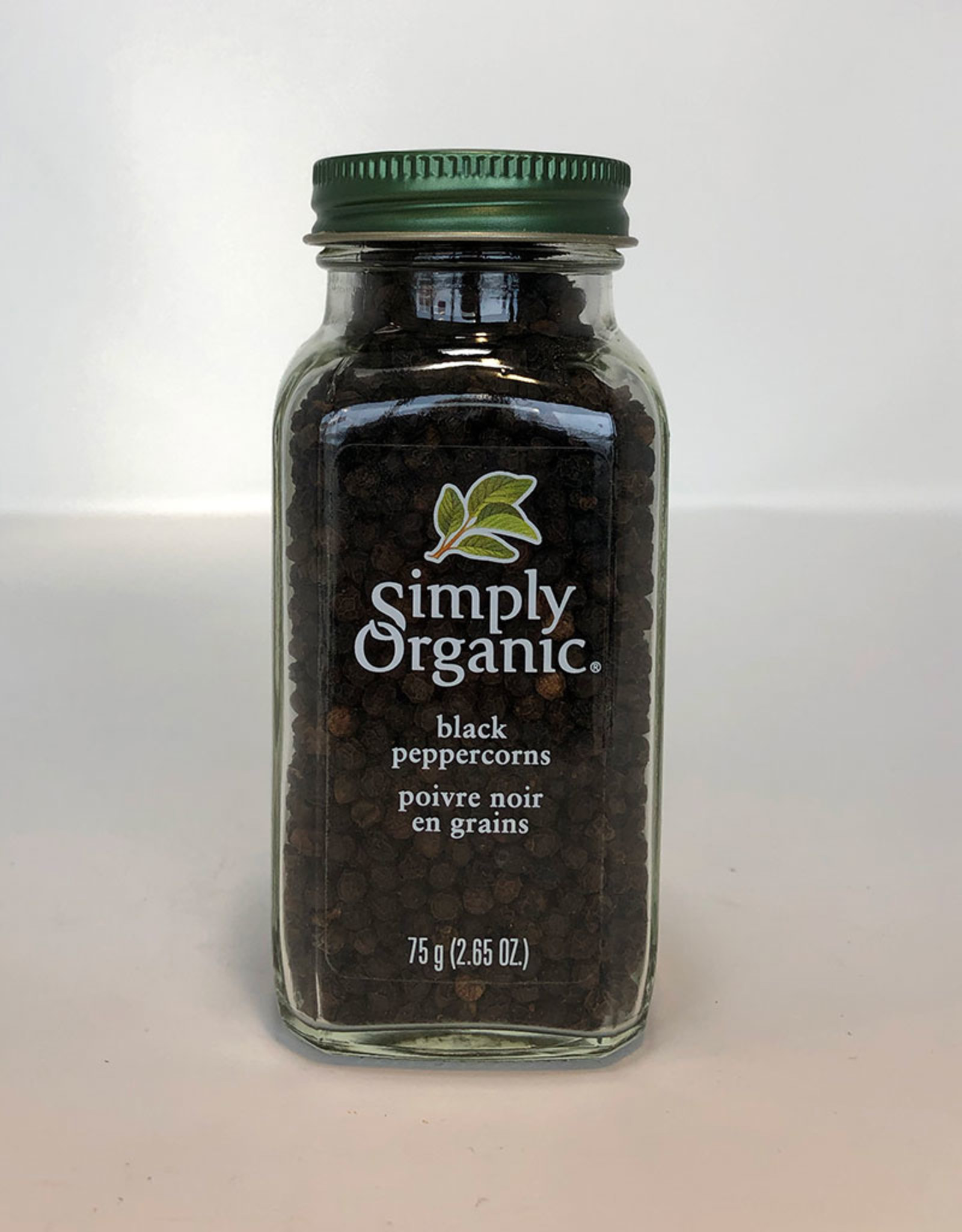 Simply Organic Simply Organic - Black Pepper (65.5g)