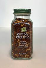 Simply Organic Simply Organic - Crushed Red Pepper (45g)