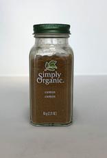Simply Organic Simply Organic - Cumin (65g)