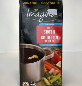 Imagine Foods Imagine Foods - Low Sodium Beef Broth