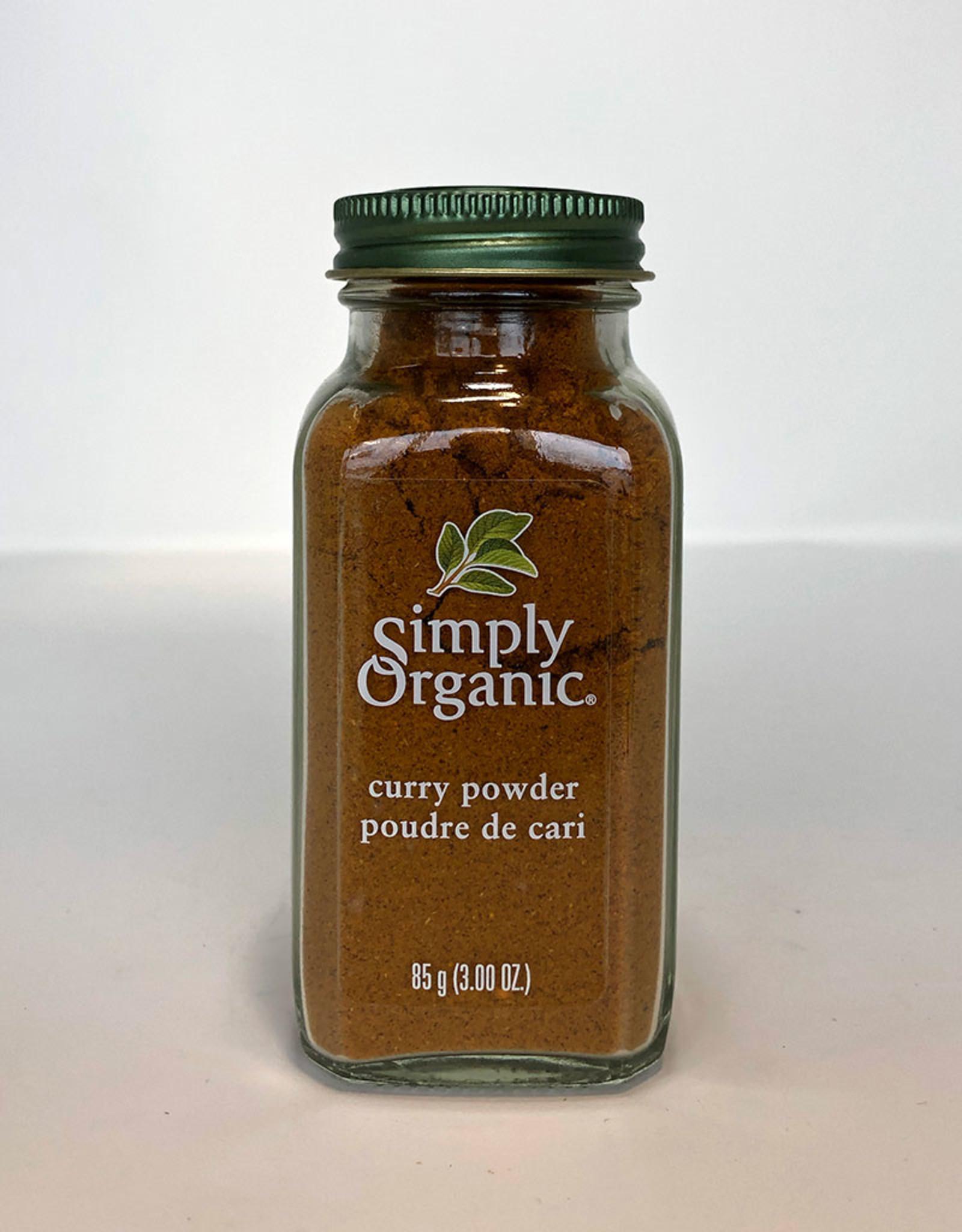 Simlpy Organic Simply Organic - Curry Powder (85g)