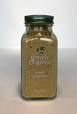 Simply Organic Simply Organic - Ginger (46.5g)