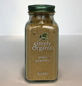 Simply Organic Simply Organic - Ginger (46.5g)