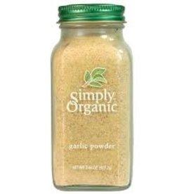 Simlpy Organic Simply Organic - Garlic Powder (103g)
