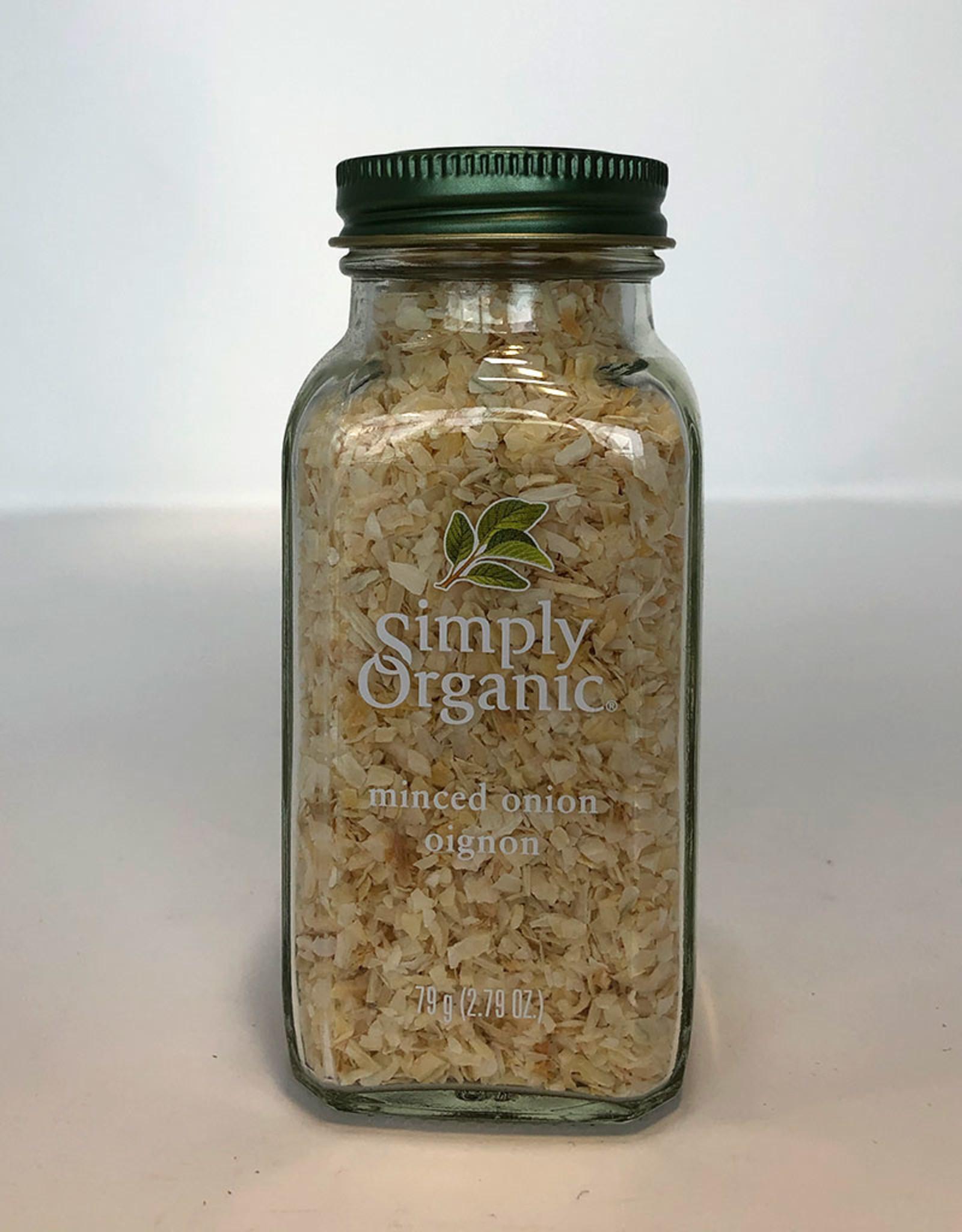 Simply Organic Simply Organic - Minced Onion (79g)