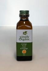 Simply Organic Simply Organic - Orange Flavor/ extract