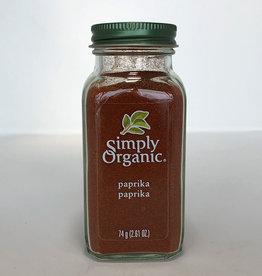 Simply Organic Simply Organic - Paprika (84g)