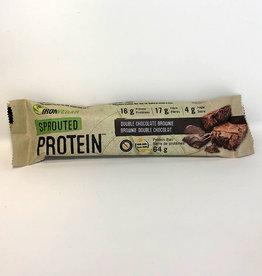 Iron Vegan Iron Vegan - Sprouted Protein Bar, Double Chocolate Brownie