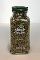 Simply Organic Simply Organic - Rosemary (35g)