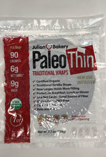 Julian Bakery Julian Bakery - Paleo Thin Gluten-Free Wraps, Traditional (7pk)