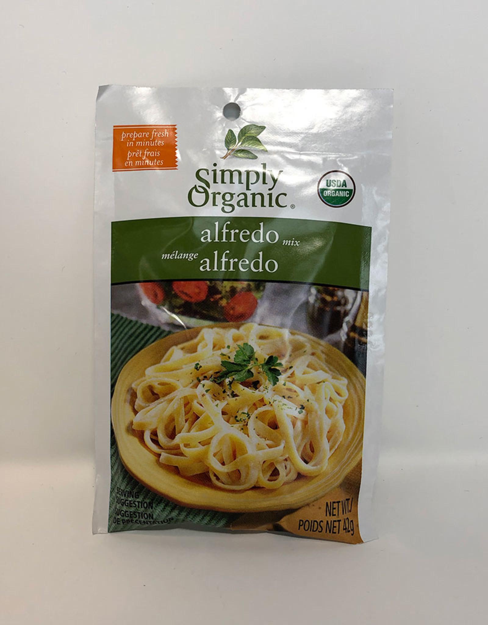 Simply Organic Simply Organic - Sauce Mix, Alfredo Sauce