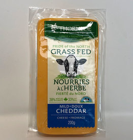 Thornloe Thornloe - Grass Fed Cheese, Cheddar Mild