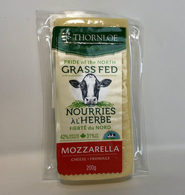 Thornloe Thornloe - Grass Fed Cheese, Mozza