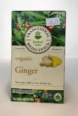 Traditional Medicinals Traditional Medicinals - Herbal Tea, Organic Ginger