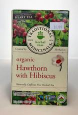 Traditional Medicinals Traditional Medicinals - Organic Tea, Hawthorne Hibiscus