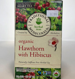 Traditional Medicinals Traditional Medicinals - Organic Tea, Hawthorne Hibiscus