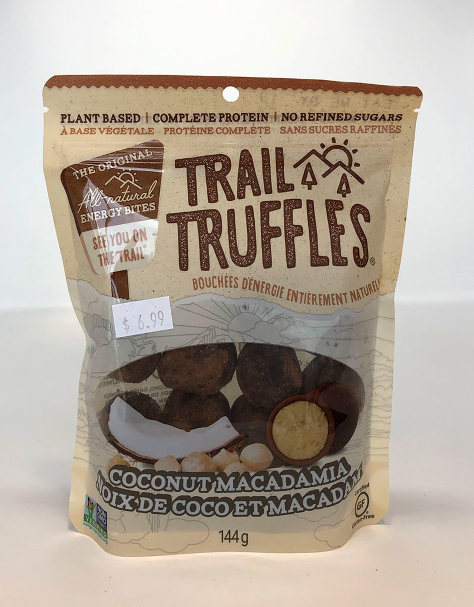 Trail Truffle Trail Truffles - Truffles, Coconut Macadamia (144g)