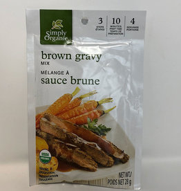 Simply Organic Simply Organic - Seasoning, Brown Gravy