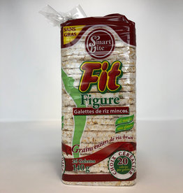 Smartbite Snacks Smartbite - Rice Cake, Thin Style