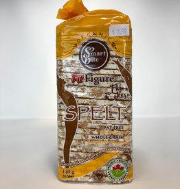 Smartbite Snacks Smartbite - Thin Style Rice Cakes, Spelt