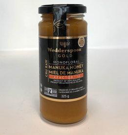 Wedderspoon Wedderspoon - Raw Manuka Honey, KFactor16 (325g)