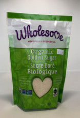 Wholesome Wholesome - Organic Golden Sugar (454g)