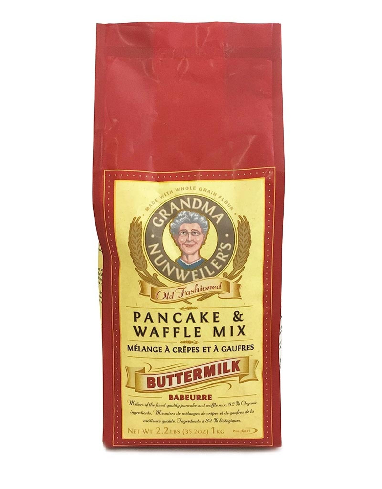Grandma Nunweiler's Grandma Nunweilers - Pancake & Waffle Mix, Buttermilk