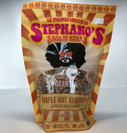 Stephanos Stephanos - Granola, Maple Nut Rhapsody