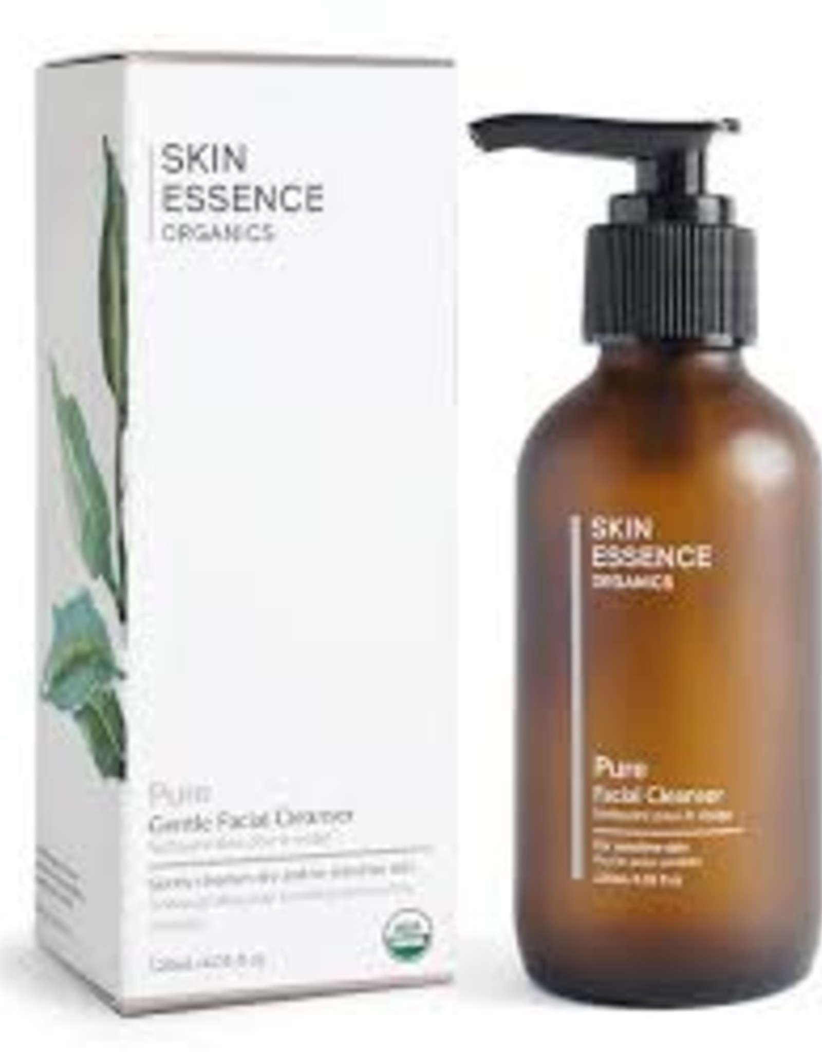 Skin Essence Organics Skin Essence Organics - Facial Cleanser, Pure