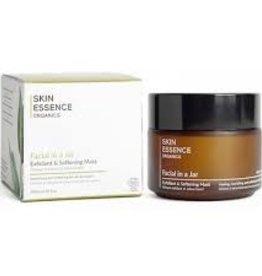 Skin Essence Organics Skin Essence Organics - Facial In a Jar, Exfoliant & Softening Mask (100ml)