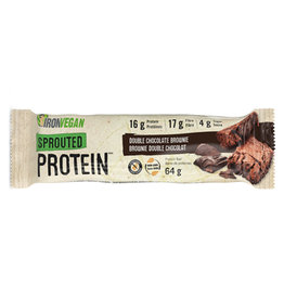 Iron Vegan Iron Vegan - Sprouted Protein Bar, Peanut Chocolate Chip