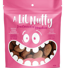 Lil Nutty Lil Nutty - Dusted Cocoa Almonds (150g)
