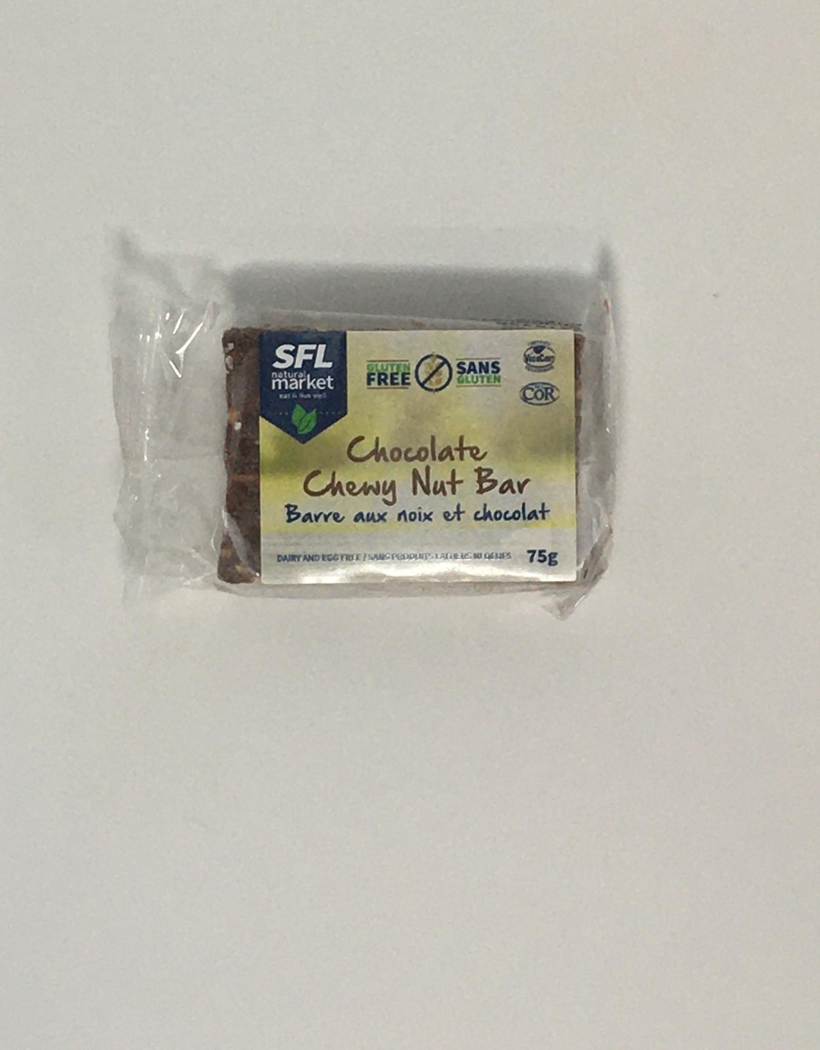 Sweets From The Earth Sweets From The Earth - SFL Chocolate Chewy Nut Bar