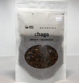 180 Foods Tea - Chaga Loose Tea Cut (90g)